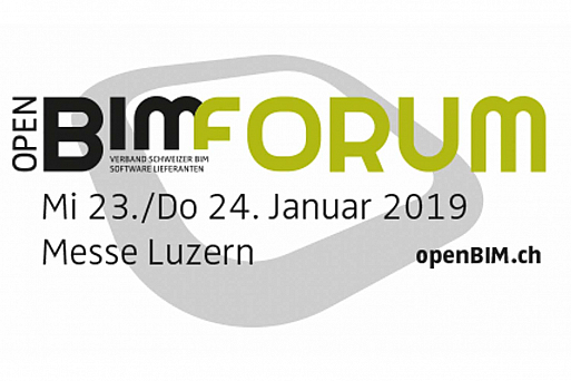 open BIM FORUM, Messe Luzern, HMQ AG